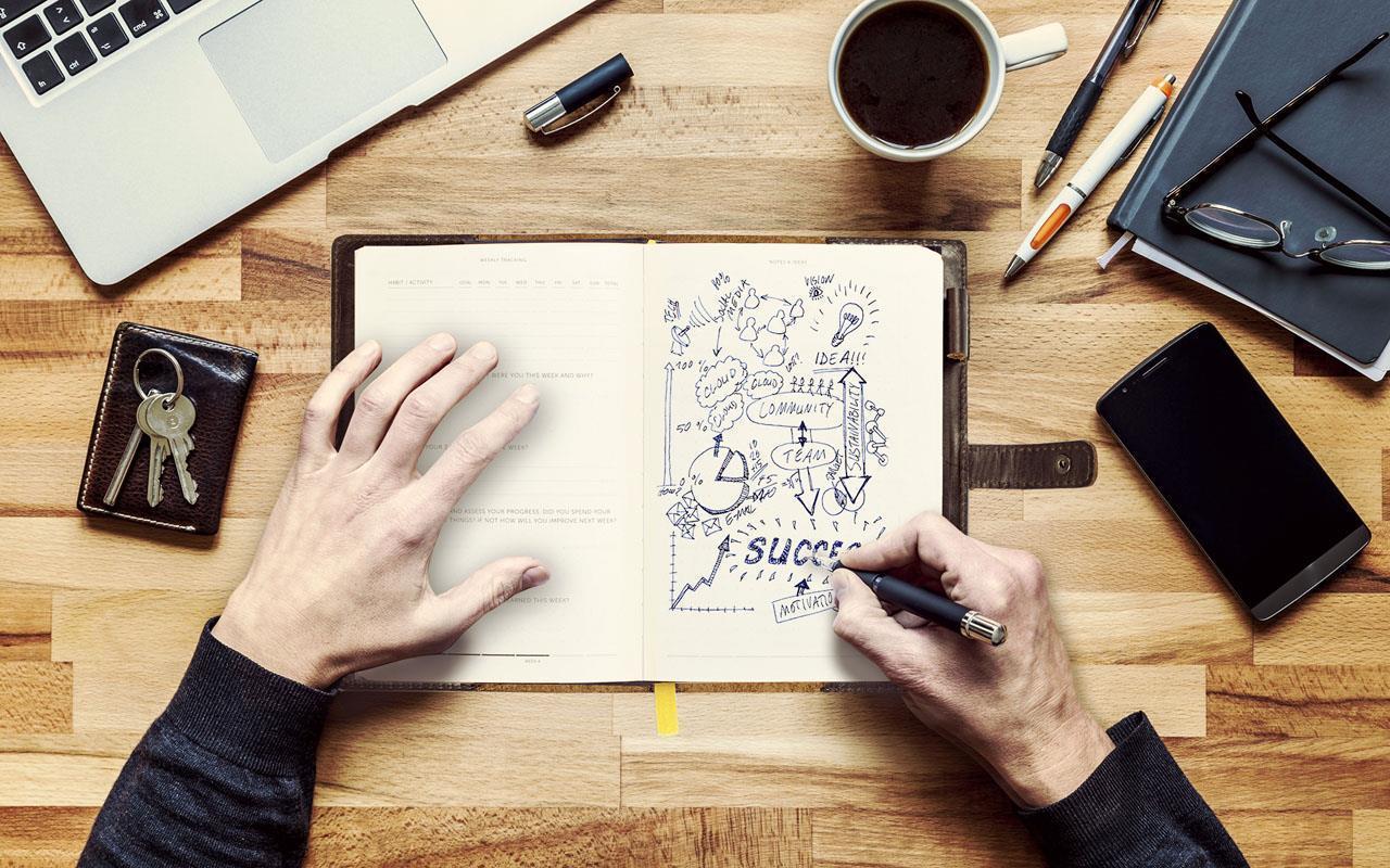 Remote Team-journal
